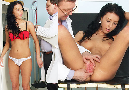 Gyno Stories - kinky gyno doctor young pussy examination